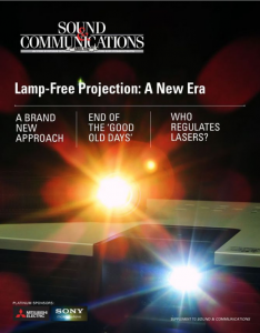 Lamp-Free Projection