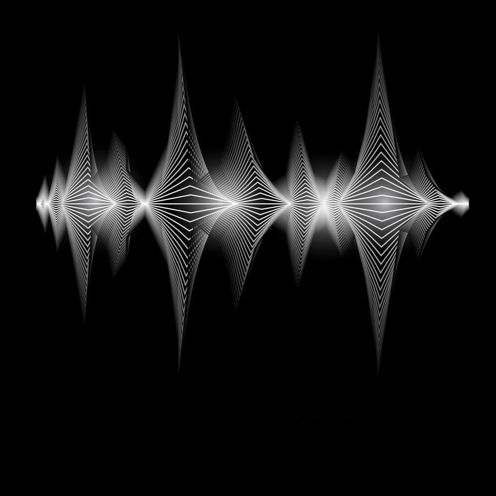 B-W-sound-waves