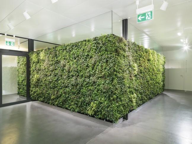 Hirslanden Heart Clinic Zurich corner hallway