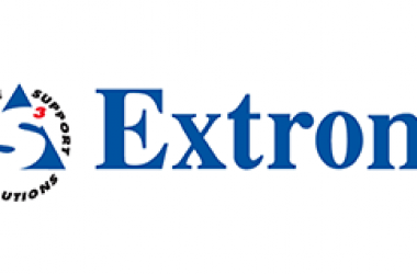 Extron logo - bitesized