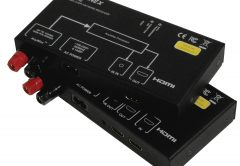 Altinex's Anywire video transmitter/receiver system