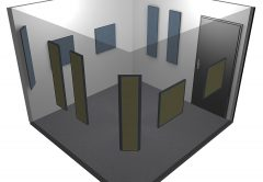 Acoustical Solutions' AlphaSorb Acoustic Panel Kits