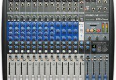 PreSonus StudioLive AR USB mixers