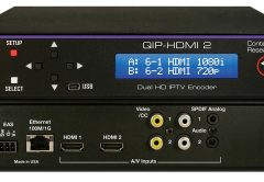 Contemporary Research's QIP series of IPTV Encoders