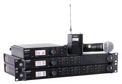 Shure, ULX-D, QLX-D, digital wireless systems
