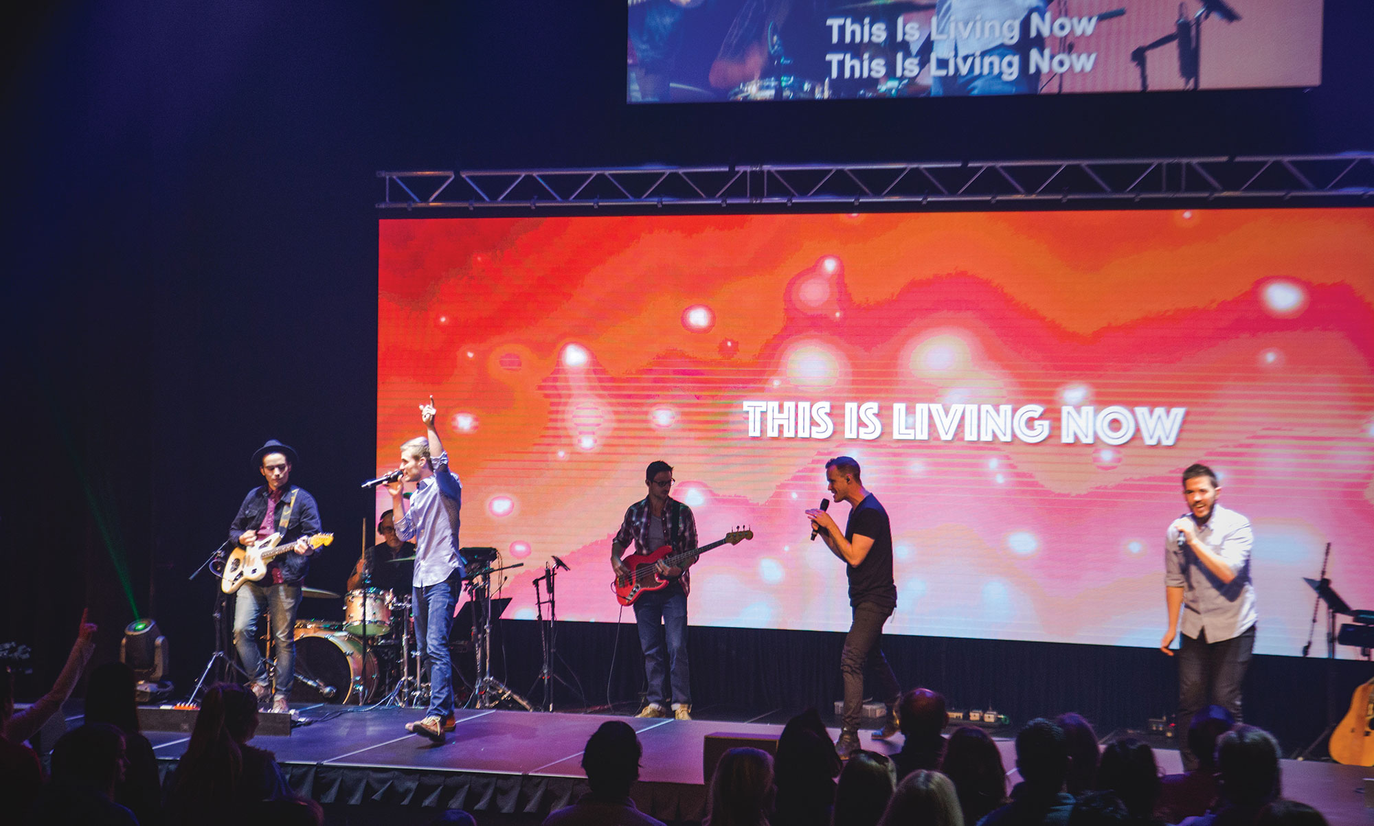 Seven Years In The Making Modernizing Lake Hills Church