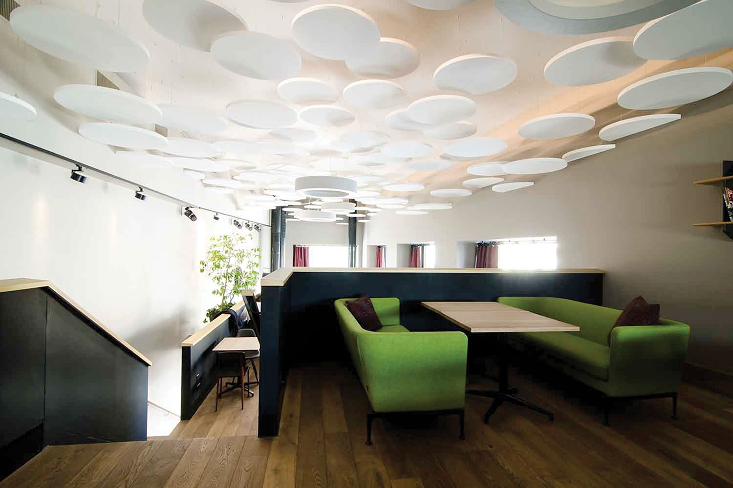 Acoustic Design: Beautiful, Effective & Invisible