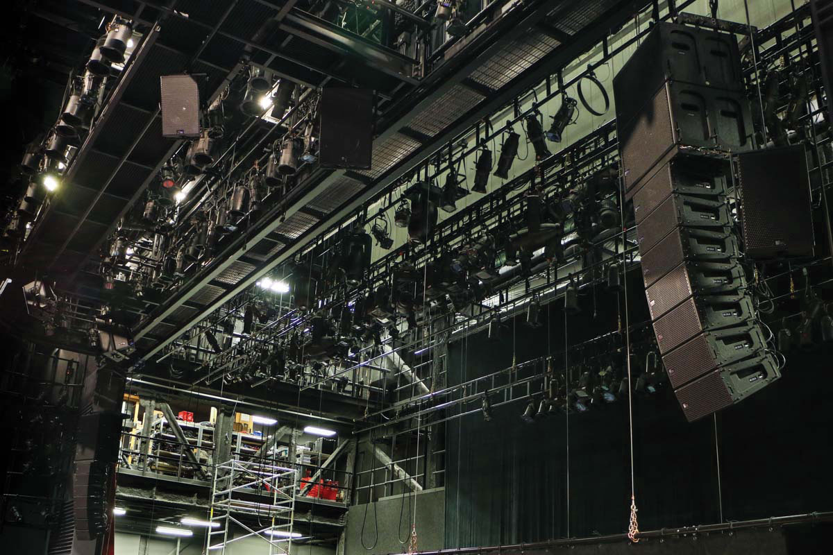 Houston S Alley Theatre Gets New Audio Lobby And Av
