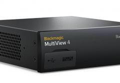 Blackmagic Design's MultiView 4