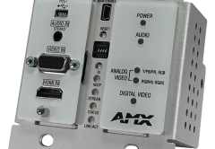AMX's SVSI NMX-ENC-N1115-WP Encoder Wall Plate