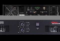 Bogen's Apogee CA-Series Amps
