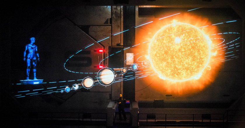 Mass Effect: New Earth Sound & Communications Pro AV Installation