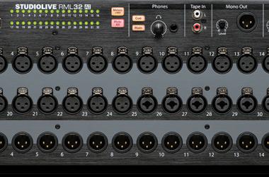 PreSonus' StudioLive RML32AI