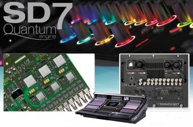 DiGiCo's Quantum 7