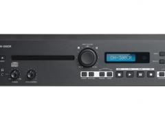 Denon Professional's DN-300CR CD player/recorder