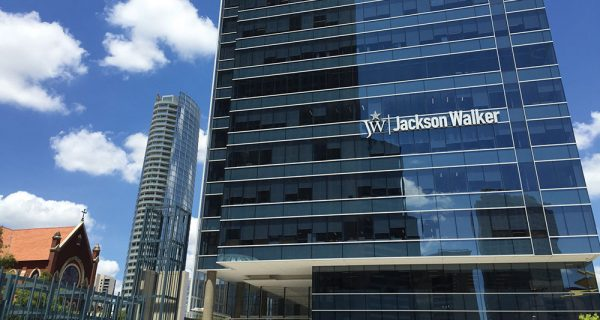 Jackson Walker's new HQ offices feature high-end design and technology.