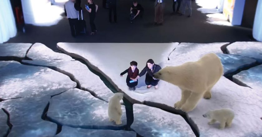 arctic home augmented reality