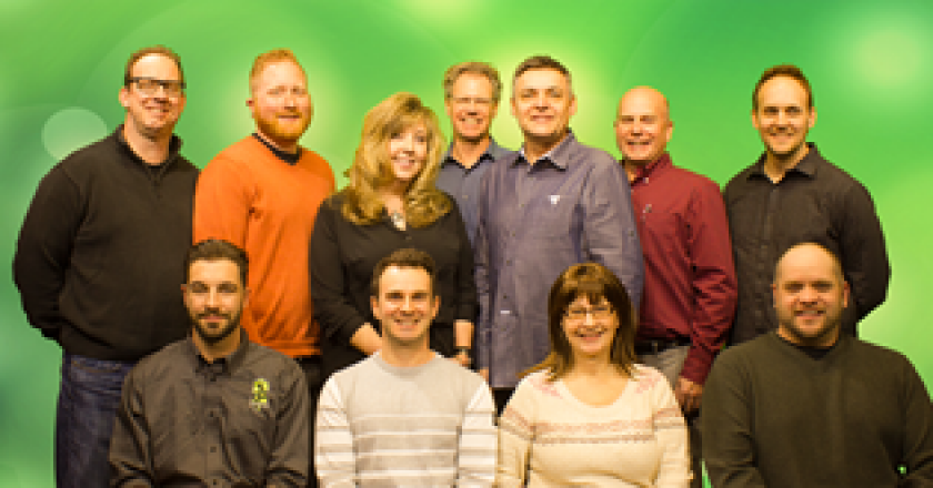 Members of the Listen Technologies – Audio Biz Team.