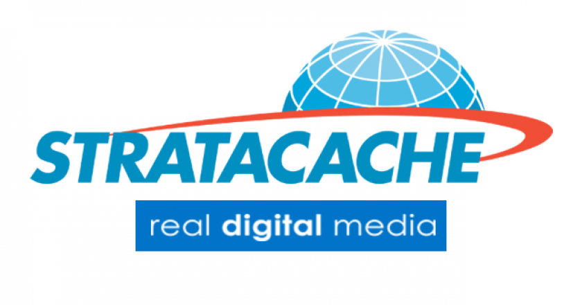 STRATACACHE real digital media
