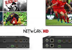 WyreStorm's NetworkHD 240, 400 Series
