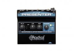 Radial Engineering's Presenter