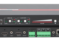 Hall Research's VSA-X21 HDBaseT Receiver