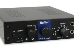 Hafler's HA75-DAC Headphone Amp