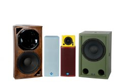 Renkus-Heinz's T Series Speakers