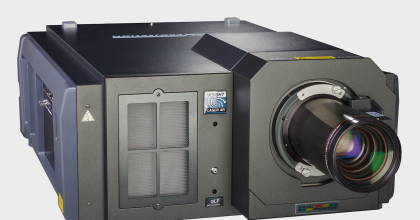Digital Projection's INSIGHT Dual Laser Projector