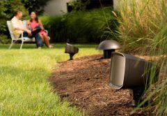 Klipsch's Outdoor Landscape Speakers