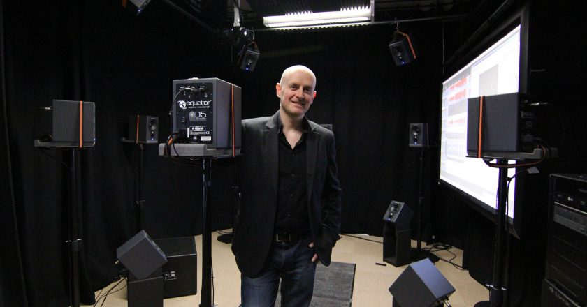Dr. Gavin Kearney, Leader of AES Technical Committee Group On Audio for New Realities