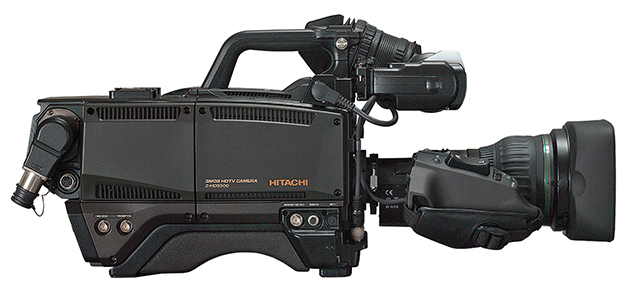 Hitachi Kokusai Electric Z-HD5500 HD/UHD Camera with HDR