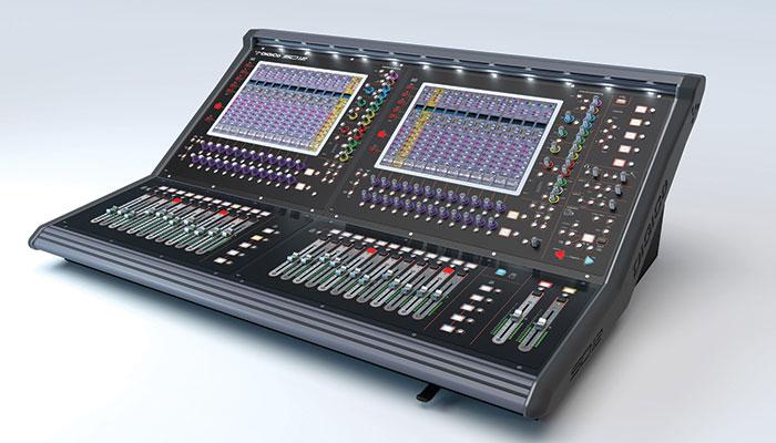 DiGiCo SD12 Digital Mixing Console