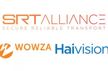SRT Alliance Wowza Haivizion