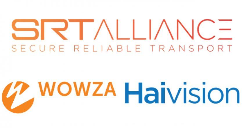 SRT Alliance Wowza Haivizion