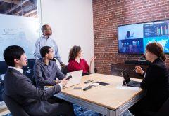 Oblong Industries' Mezzanine Teamwork