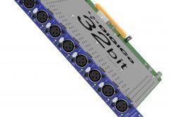 """DiGiCo's 32-bit """"John Stadius"""" SD Mic Preamp Card"""