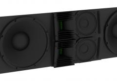 Alcons Audio's Cinemarray CRA24WX