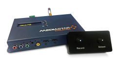 Cabletime's MediaStar Lectern Encoder