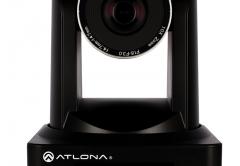 Atlona's AT-HDVS-CAM PTZ Camera