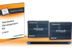 AptoVision's BlueRiver NT1000 Hardware Development Kit
