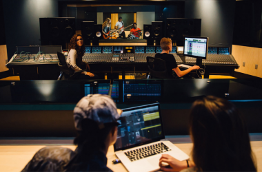 full sail recording arts program