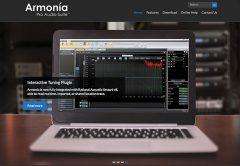 Powersoft's Armonía Pro Audio Suite v2.10