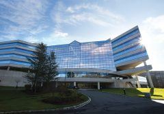 USI's large corporate headquarters in Valhalla NY served as the AV blueprint for more than 150 locations nationwide.