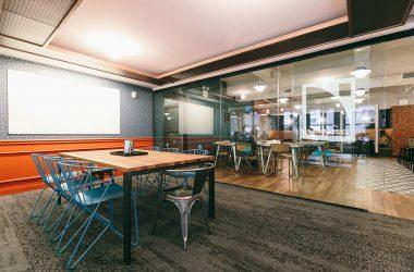L-Acoustics' new Midtown Manhattan office
