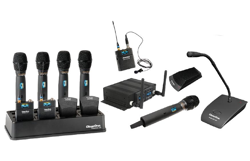 DIALOG 20 Digital Wireless Microphone System