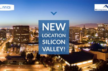 LMG and AV-integrator logos in SiliconValley