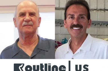 Jeffrey Cox (left) and Jason Farah (right) have formed Outline US, the sole representative of Outline Srl in the United States and Caribbean.