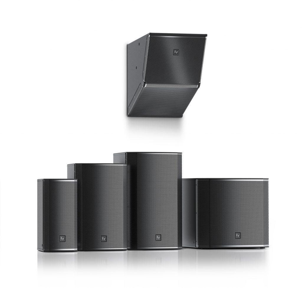Electro-Voice's EVC Speakers