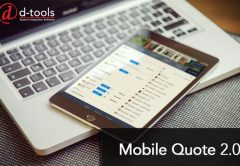 D-Tools' Mobile Quote 2.0 App